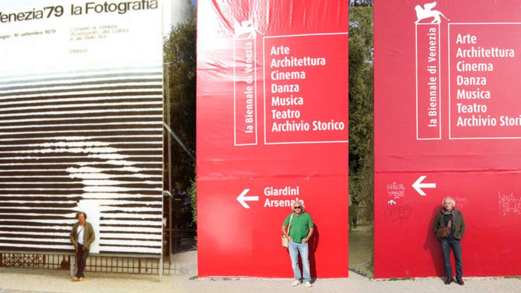 Io alla Biennale a tutte le età della vita