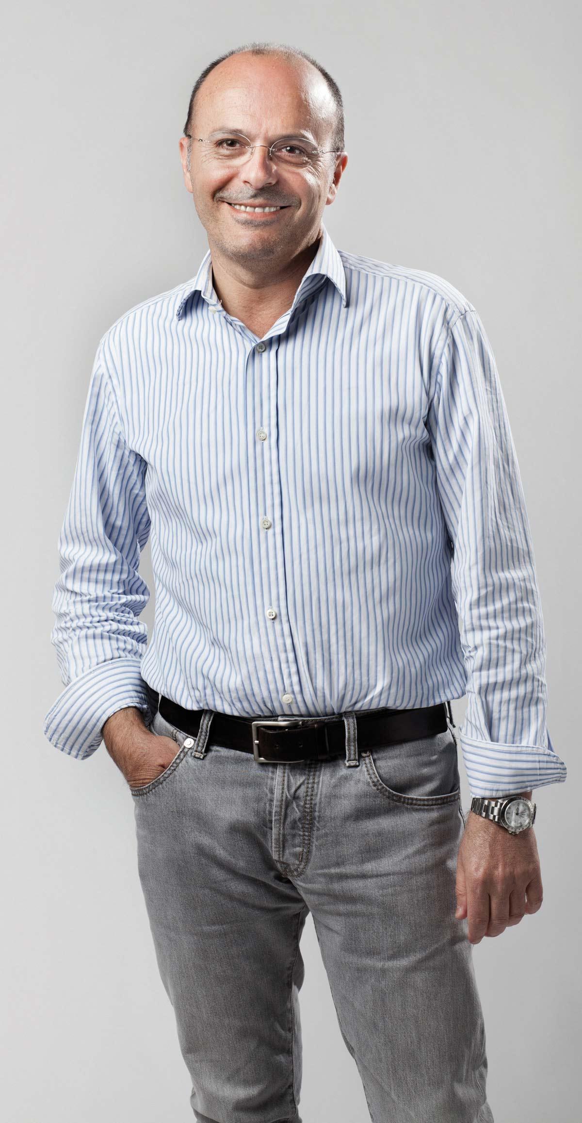 La foto ufficiale di Carlo Capacci