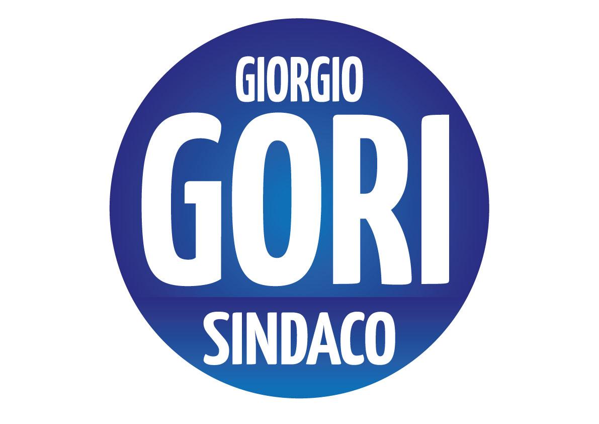 Il simbolo della lista civica Gori Sindaco