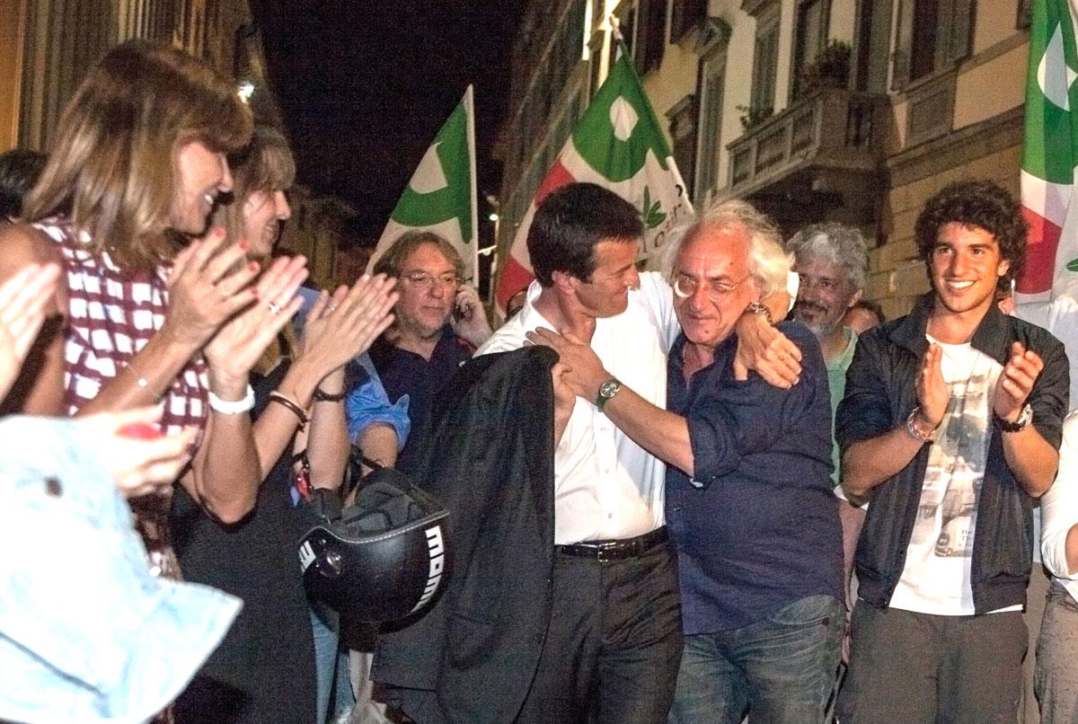 Un'altra notte bellissima, Mauro!