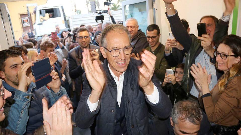Alberto Biancheri diventa Sindaco di Sanremo