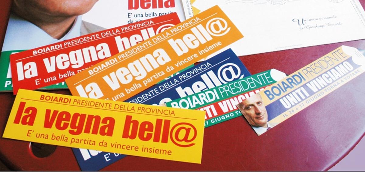 I coloratissimi stickers